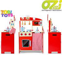 Детская деревянная кухня Tobi Toys W72
