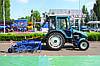 Ходовая часть и рулевое управление колёсных тракторов
