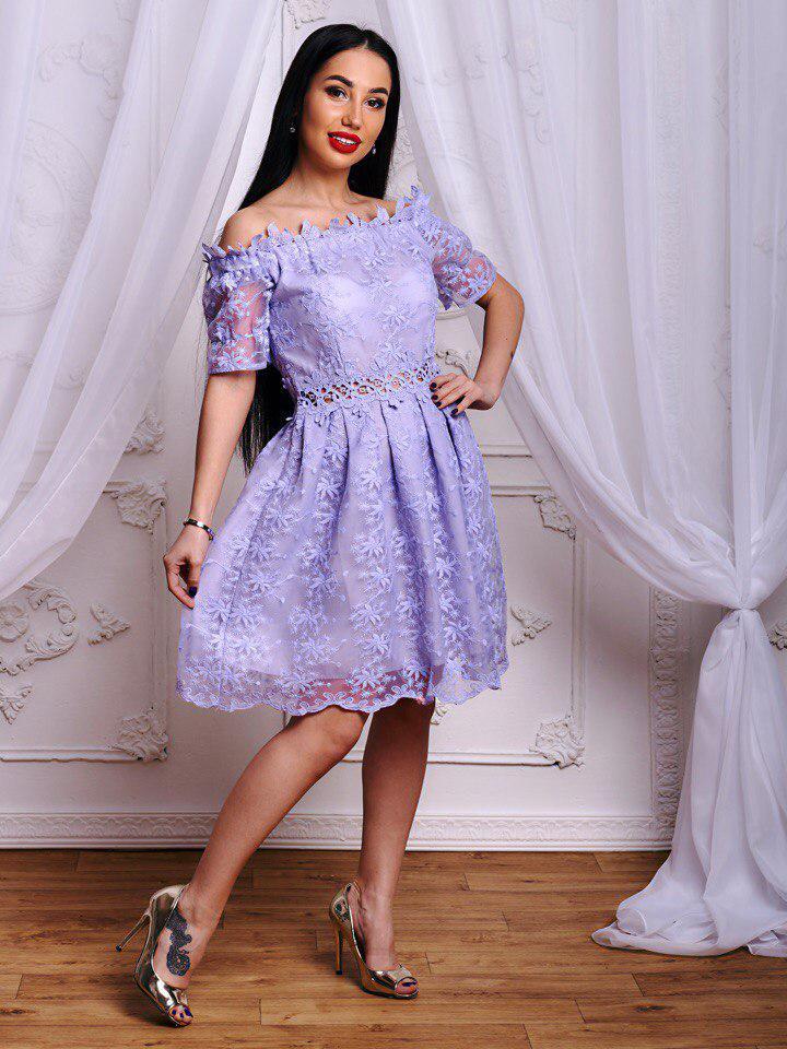 Платье.  (637)