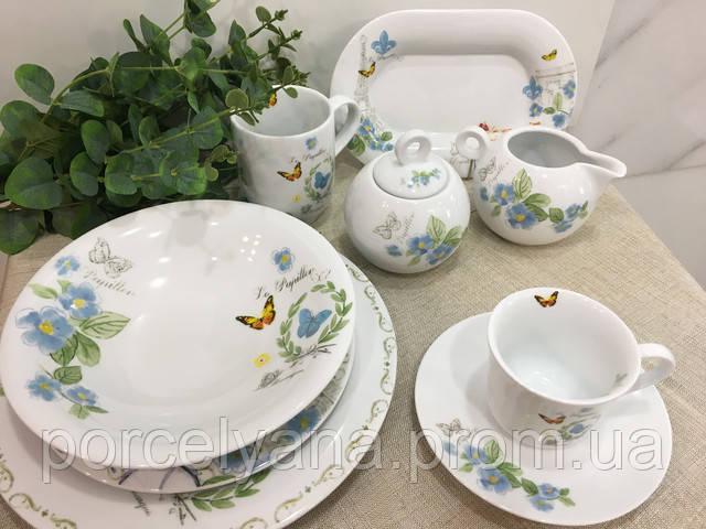 Столовая фарфоровая посуда