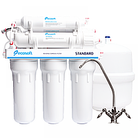 Фильтр обратного осмоса Ecosoft Standard 6-50M с минерализатором