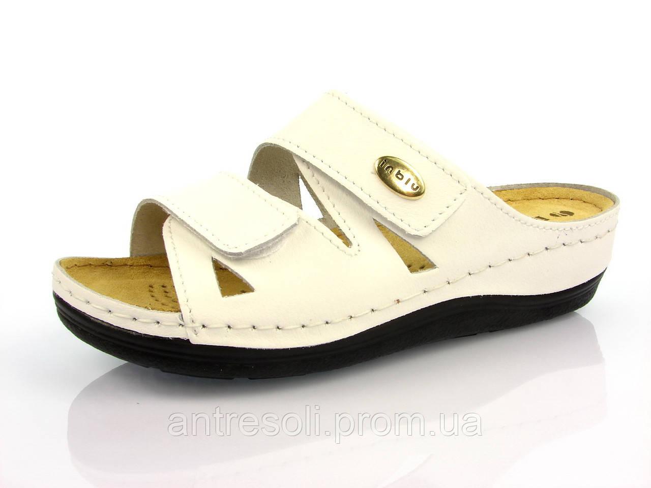 Ортопедическая женская обувь Inblu шлепанцы:LF-2/001