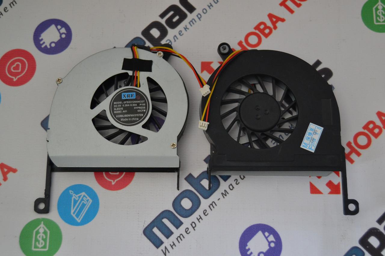 Вентилятор (Кулер) FORCECON DFB552005M30T для Acer E1-421 E1-421G E1-431 E1-451 E1-471 E1-471G V3-471G ZQT CPU