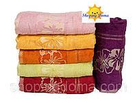 Банное полотенце Gulcan Cotton Mimoza , фото 1