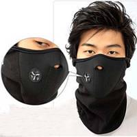 Балаклава, подшлемник, теплая маска для катания на лыжах, сноуборде