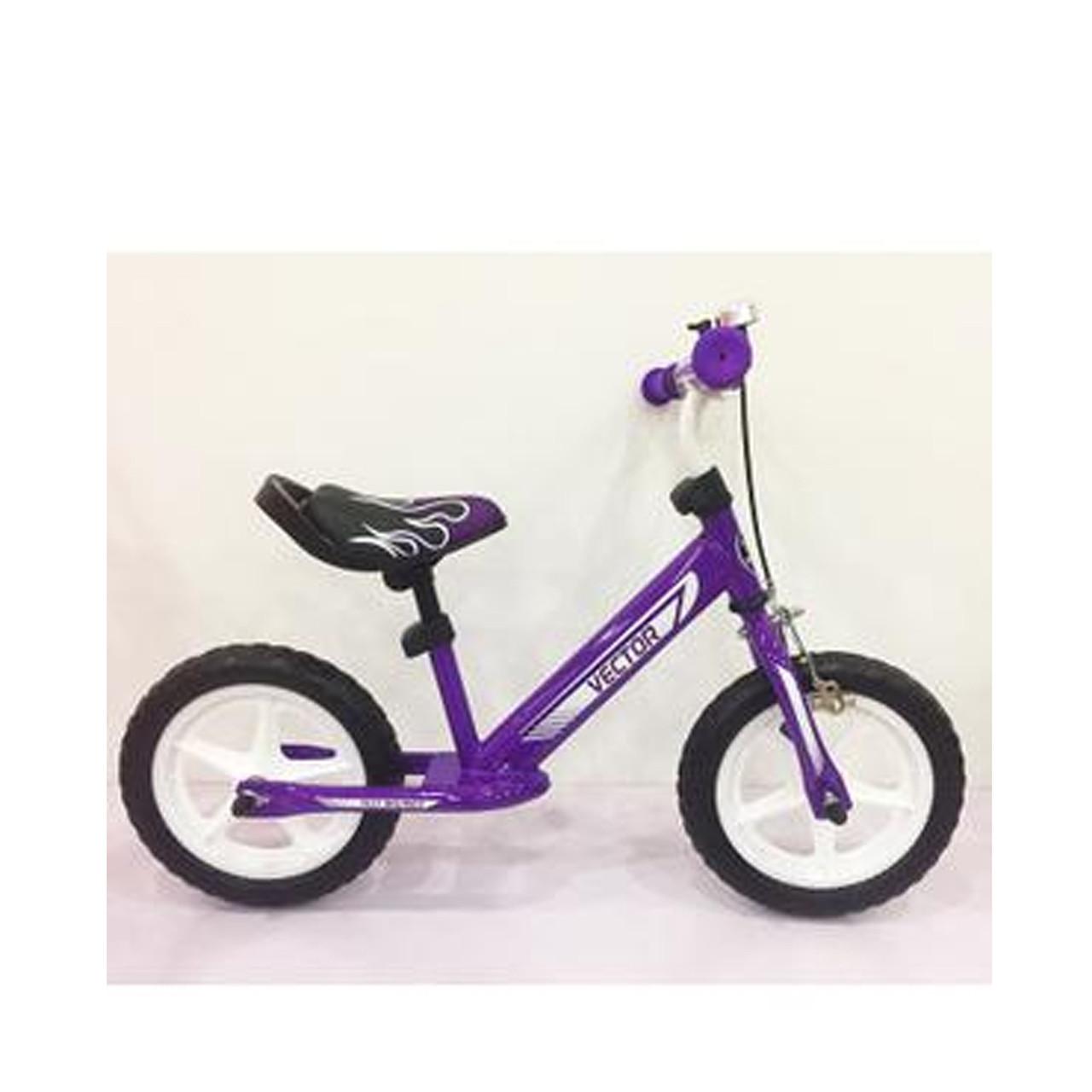 Беговел TILLY Vector  пурпурный