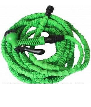 Поливочный шланг Xhose, шланг Хоз 45 метров (синий,зеленый)
