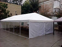 Каркас оцинкованный разборной для шатра, палатки, павильона 5х5м