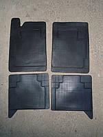 Коврики универсальные автомобильные резиновые комплект