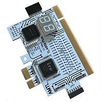 Многофункциональная  PCI-E  Пост карта LT460s  Plus