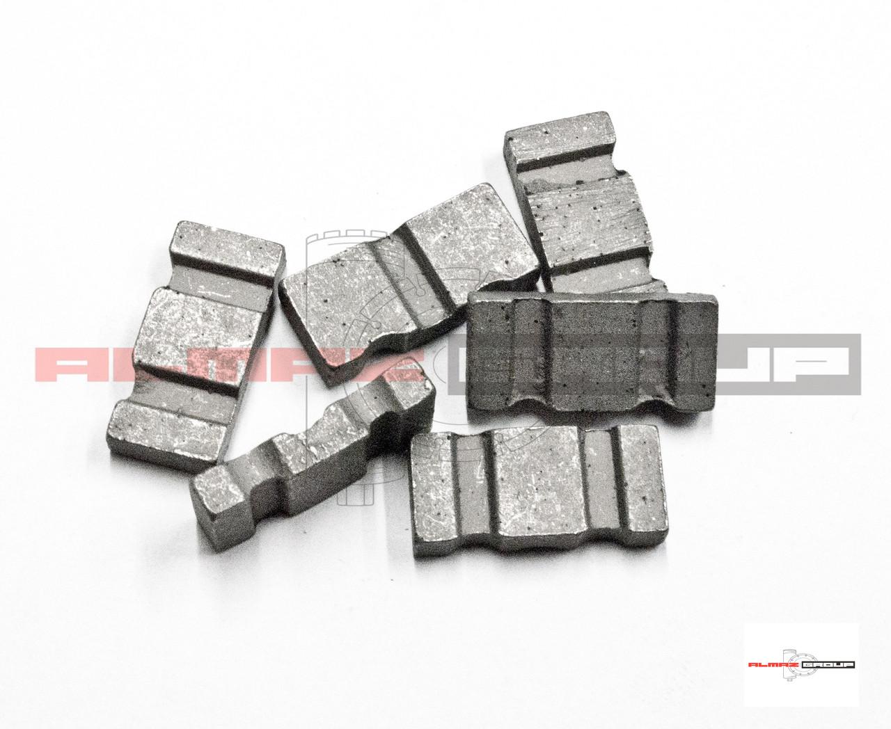 Алмазный сегмент Turbo-Х  для Ø 350 - 600 мм