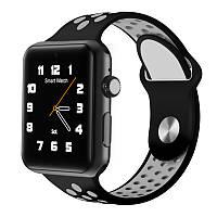 ➨Смарт-часы IWO 4 Black наручные универсальные с сенсорным цветным экраном