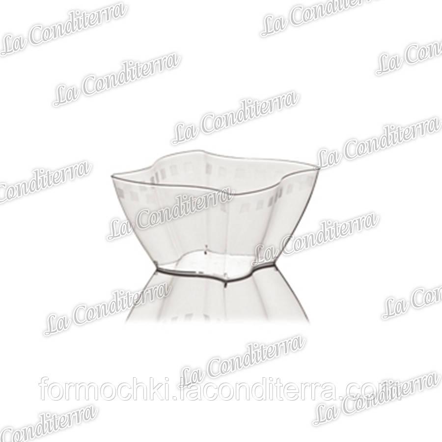 Пластиковая креманка «Elika» 376-00 (450 мл)
