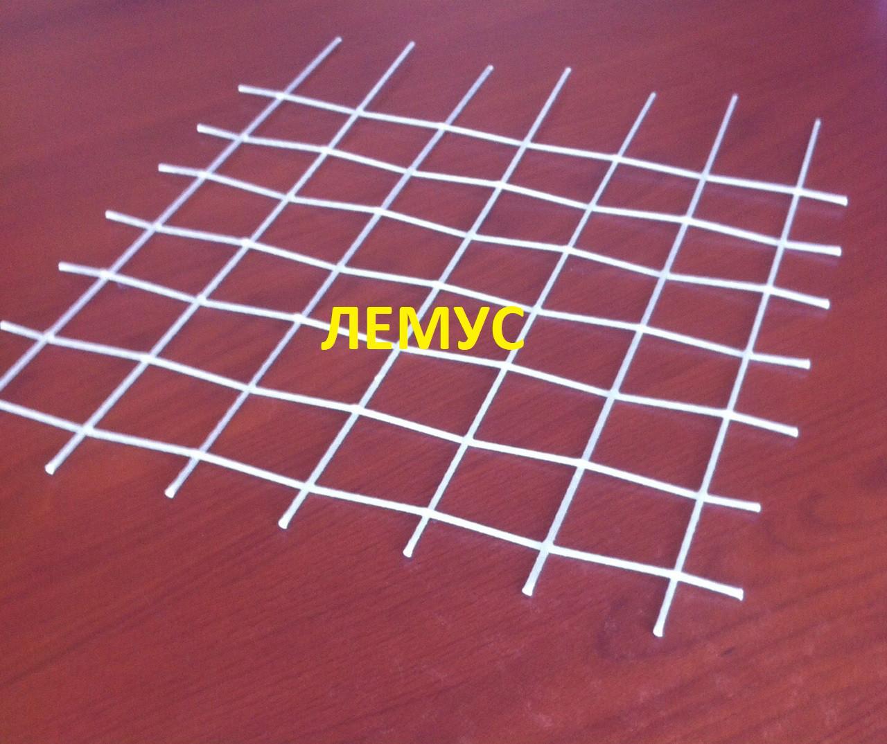 Армосетка стеклопластиковая ᴓ 2, ячейка 50х50