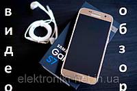 Корейская копия Samsung Galaxy S7 32GB/8 ЯДЕР/Android 6.0 Золото! , фото 1