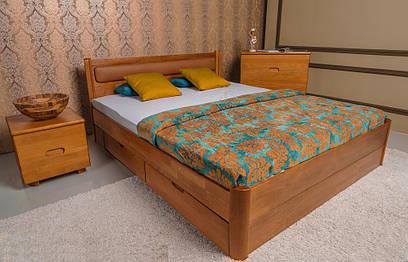 Кровать с ящиками, Кровать Марго С Ящиками
