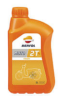 Моторное масло 2Т REPSOL MOTO TOWN 1 л