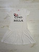 Платье трикотажное для девочек оптом, Glo-story, 134-164 рр., арт. GYQ-5904, фото 5