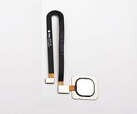 Шлейф (Flat cable) со сканером отпечатков пальцев для Xiaomi Mi5s Plus (белый цвет)