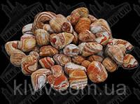 "Галька мраморная ""Остров Радуги"" KLVIV, фр. 3 - 6см. (меш.20 кг), фото 1"