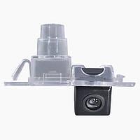Камера заднего вида. Штатная камера заднего вида Hyundai Elantra MD 2011+ CCD