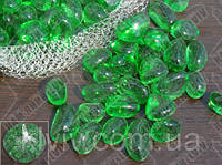 "Галька ""Stone Glass"" /Зеленый"