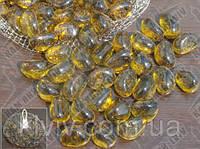 """Галька """"Stone Glass"""" / Желтый"""