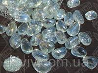"Галька ""Stone Glass"" / Белый 1кг, фото 1"