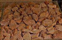 "Крошка мраморная ""Остров Кофе"" KLVIV Греция, фр. 15-25 мм.(Меш.10 кг)"