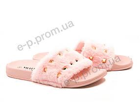 Шлепки женские Violeta (8-284 pink) | 8 пар (Код 170483)