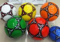 Мяч футбольный BT-FB-0125 PVC 300г 6цв.ш.к./60/(BT-FB-0125)