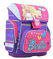 """554567 Ранец ортопедический YES H-26 """"Barbie"""" (трансформер)"""