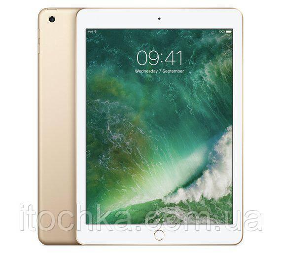 """Apple iPad 9.7"""" Wi-Fi 128GB (2018) Gold"""