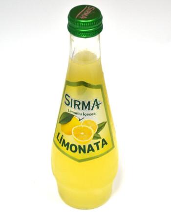 Вода Лимонад (Limonata) 250 мл, ТМ SIRMA
