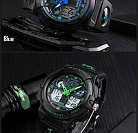 Мужские водонепроницаемые часы SKMEI 1270, фото 1