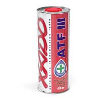 Трансмиссионное масло ATF III XADO Atomic Oil 1 л