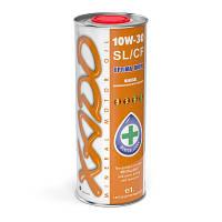 Минеральное моторное масло 2Т XADO Atomic Oil 1 л