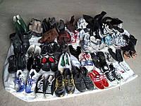 Микс подростковой обуви, Скандинавия, Секонд хенд опт