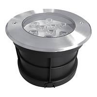 Тротуарный светодиодный светильник Feron SP4113 9W 2700K/6400K 2700K