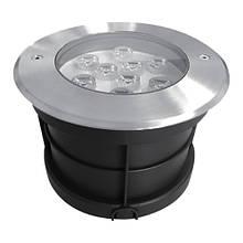 Тротуарний світлодіодний світильник Feron SP4113 9W 2700K/6400K