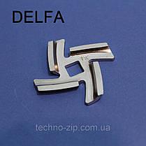 Нож для мясорубки Delfa, фото 3