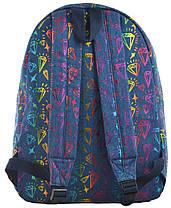 """Рюкзак """"Yes"""" №555415 ST-18 Jeans Diamond (41*30*13.5), фото 2"""