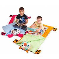 """Детский игровой спальник-игрушка """"Год собачки"""", в сумке 57*24*22см, ТМ Homefort(207001)"""