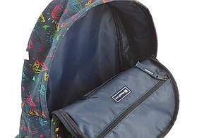 """Рюкзак """"Yes"""" №555415 ST-18 Jeans Diamond (41*30*13.5), фото 3"""