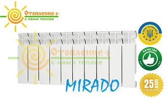 Биметаллический радиатор Mirado 300х85 мирадо Одесса