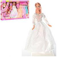Кукла Барби DEFA с платьями