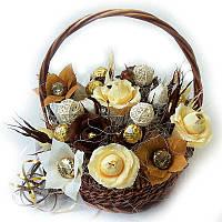 Букет из конфет Осенний
