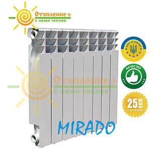 Биметаллический радиатор Mirado 500х96 мирадо Одесса