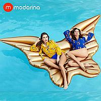 Modarina Надувной матрас Золотые Крылья 250 см
