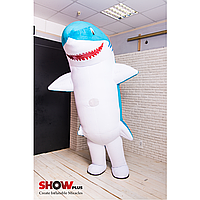 Надувной костюм (пневмокостюм, пневморобот) Акула, фото 1